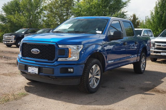 2018 F-150 SuperCrew Cab 4x4,  Pickup #JKD55362 - photo 7