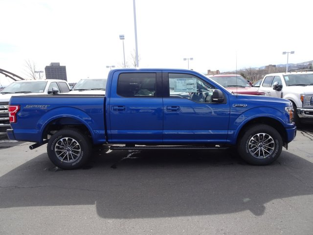 2018 F-150 SuperCrew Cab 4x4,  Pickup #JKD55385 - photo 4