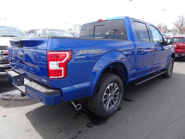 2018 F-150 SuperCrew Cab 4x4,  Pickup #JKD55385 - photo 2