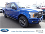 2018 F-150 SuperCrew Cab 4x4,  Pickup #JKD55385 - photo 1