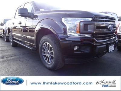 2018 F-150 SuperCrew Cab 4x4,  Pickup #JKD68288 - photo 1