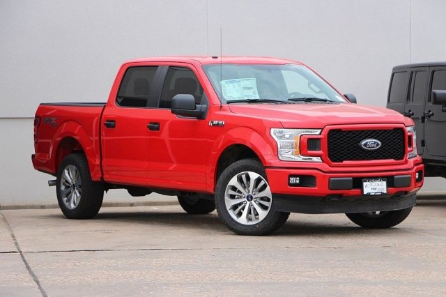 2018 F-150 SuperCrew Cab 4x4,  Pickup #JKD80993 - photo 3