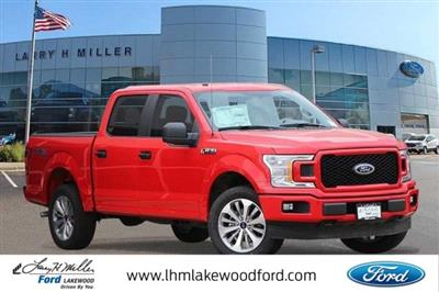 2018 F-150 SuperCrew Cab 4x4,  Pickup #JKD80993 - photo 1