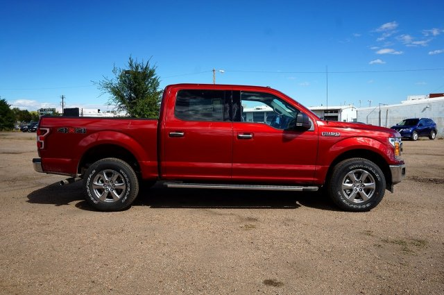 2018 F-150 SuperCrew Cab 4x4,  Pickup #JKE23384 - photo 4