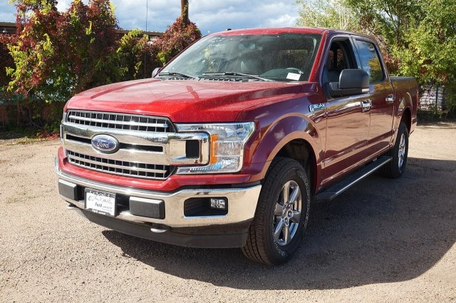 2018 F-150 SuperCrew Cab 4x4,  Pickup #JKE23384 - photo 7