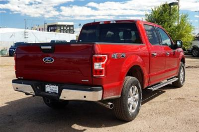2018 F-150 SuperCrew Cab 4x4,  Pickup #JKE23384 - photo 2