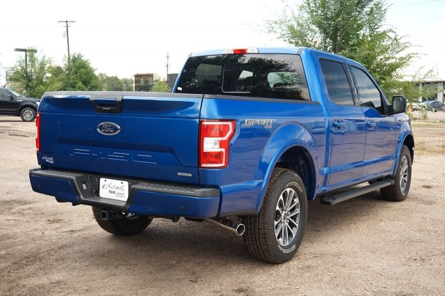 2018 F-150 SuperCrew Cab 4x4,  Pickup #JKE58767 - photo 2
