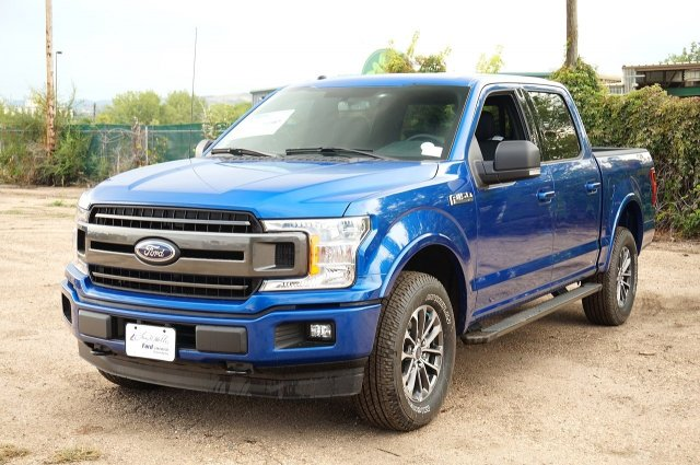 2018 F-150 SuperCrew Cab 4x4,  Pickup #JKE58767 - photo 7
