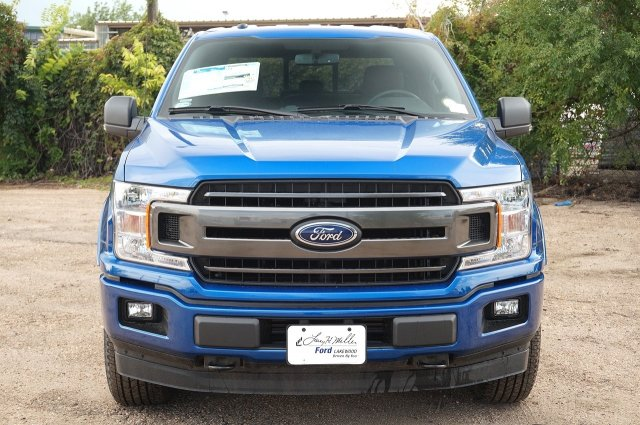 2018 F-150 SuperCrew Cab 4x4,  Pickup #JKE58767 - photo 9