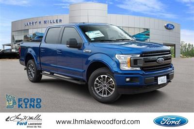 2018 F-150 SuperCrew Cab 4x4,  Pickup #JKE58767 - photo 1