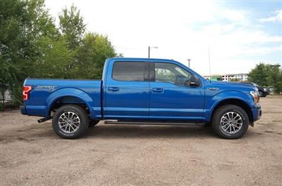 2018 F-150 SuperCrew Cab 4x4,  Pickup #JKE58767 - photo 4