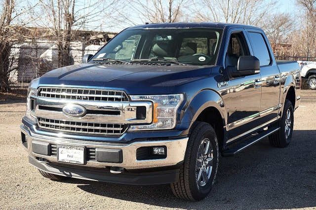 2018 F-150 SuperCrew Cab 4x4,  Pickup #JKE66329 - photo 4