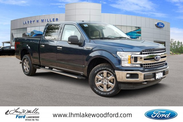 2018 F-150 SuperCrew Cab 4x4,  Pickup #JKE66396 - photo 1