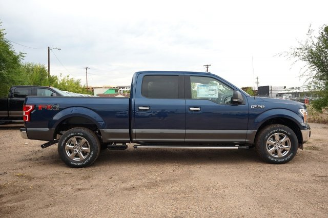 2018 F-150 SuperCrew Cab 4x4,  Pickup #JKE66396 - photo 4