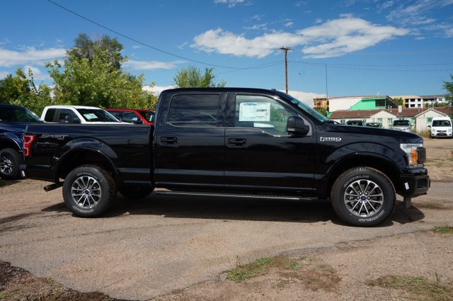2018 F-150 SuperCrew Cab 4x4,  Pickup #JKF03998 - photo 4