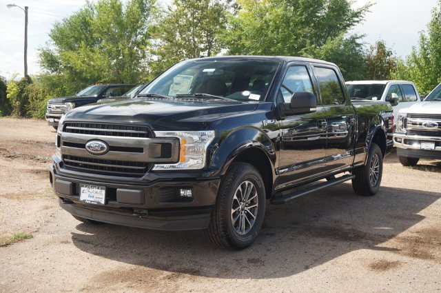 2018 F-150 SuperCrew Cab 4x4,  Pickup #JKF03998 - photo 7