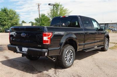 2018 F-150 SuperCrew Cab 4x4,  Pickup #JKF03998 - photo 2