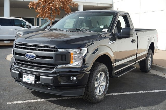 2018 F-150 Regular Cab 4x4,  Pickup #JKF14495 - photo 7