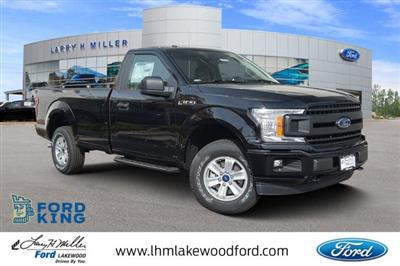 2018 F-150 Regular Cab 4x4,  Pickup #JKF14495 - photo 1