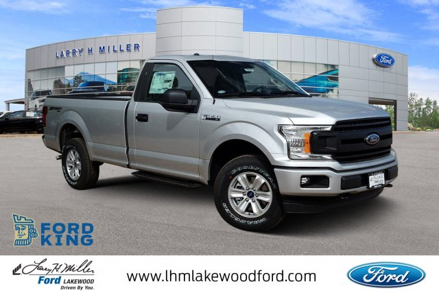 2018 F-150 Regular Cab 4x4,  Pickup #JKF14496 - photo 1