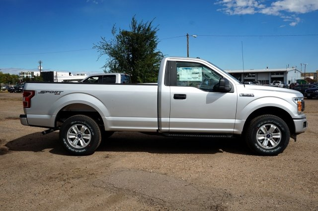 2018 F-150 Regular Cab 4x4,  Pickup #JKF14496 - photo 3