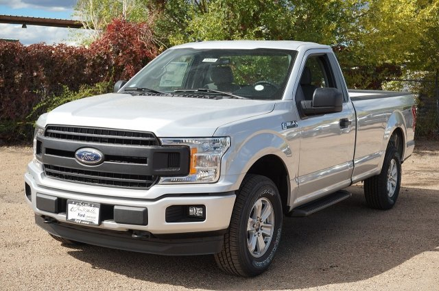 2018 F-150 Regular Cab 4x4,  Pickup #JKF14496 - photo 7