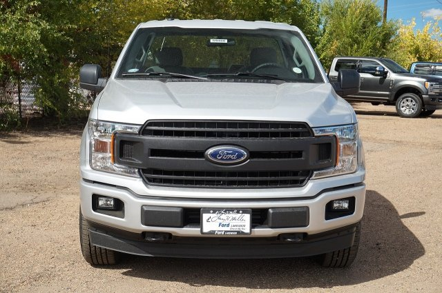 2018 F-150 Regular Cab 4x4,  Pickup #JKF14496 - photo 4