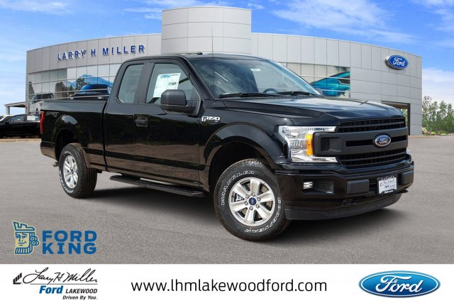 2018 F-150 Super Cab 4x4,  Pickup #JKF14503 - photo 1