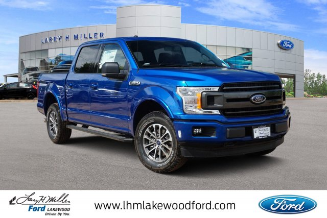 2018 F-150 SuperCrew Cab 4x4,  Pickup #JKF14561 - photo 1