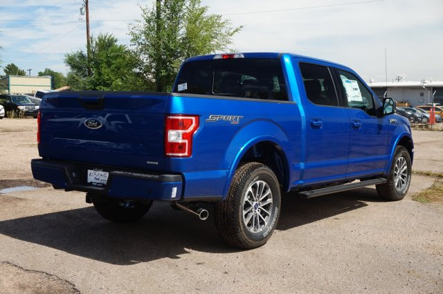 2018 F-150 SuperCrew Cab 4x4,  Pickup #JKF14561 - photo 2