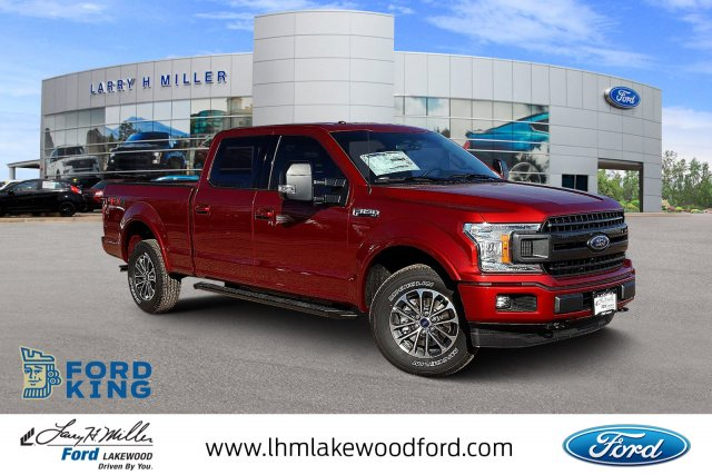 2018 F-150 SuperCrew Cab 4x4,  Pickup #JKF77077 - photo 1