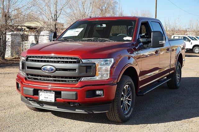 2018 F-150 SuperCrew Cab 4x4,  Pickup #JKF77077 - photo 4