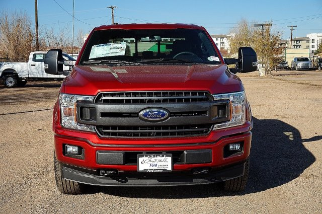 2018 F-150 SuperCrew Cab 4x4,  Pickup #JKF77077 - photo 5