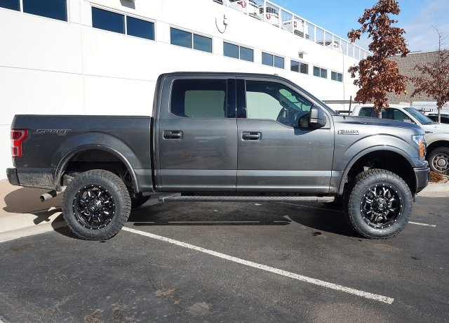 2018 F-150 SuperCrew Cab 4x4,  Pickup #JKG04712 - photo 4