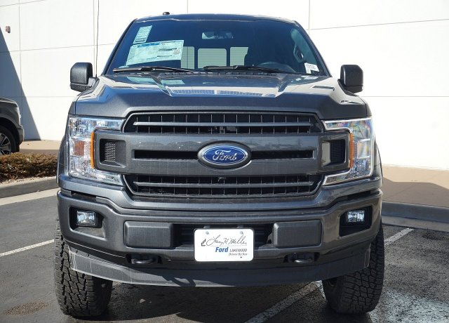 2018 F-150 SuperCrew Cab 4x4,  Pickup #JKG04712 - photo 3