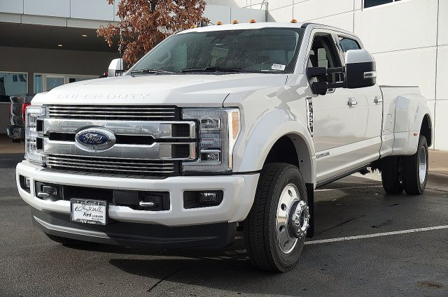 2019 F-450 Crew Cab DRW 4x4,  Pickup #KEC23592 - photo 7