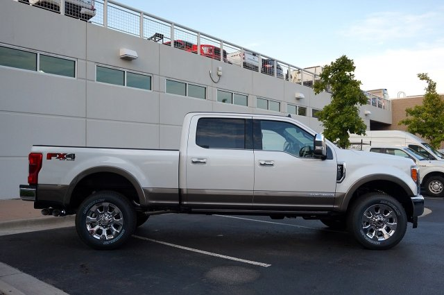 2019 F-250 Crew Cab 4x4,  Pickup #KEC32088 - photo 4