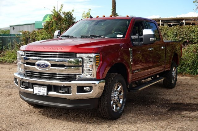 2019 F-350 Crew Cab 4x4,  Pickup #KEC32244 - photo 7