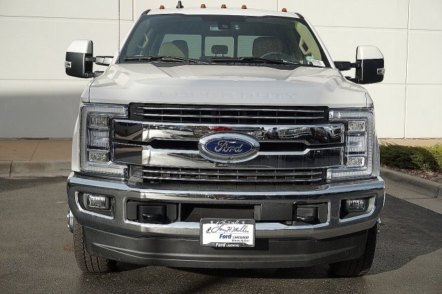 2019 F-350 Crew Cab DRW 4x4,  Pickup #KEC78995 - photo 5
