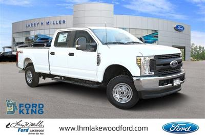 2019 F-250 Crew Cab 4x4,  Pickup #KEC79120 - photo 1