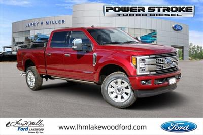 2019 F-250 Crew Cab 4x4,  Pickup #KEC79908 - photo 1