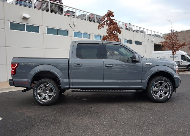 2019 F-150 SuperCrew Cab 4x4,  Pickup #KFA16121 - photo 3