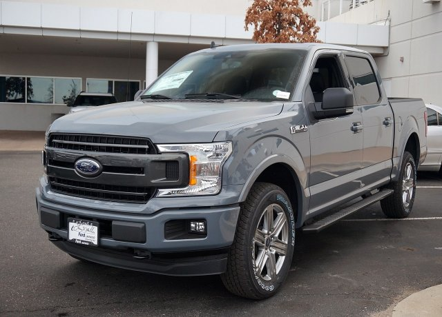 2019 F-150 SuperCrew Cab 4x4,  Pickup #KFA16121 - photo 4
