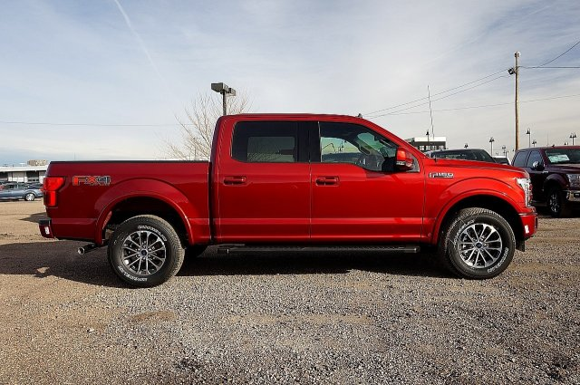 2019 F-150 SuperCrew Cab 4x4,  Pickup #KFA16126 - photo 4