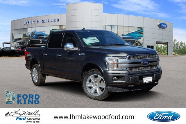 2019 F-150 SuperCrew Cab 4x4,  Pickup #KFA16128 - photo 3