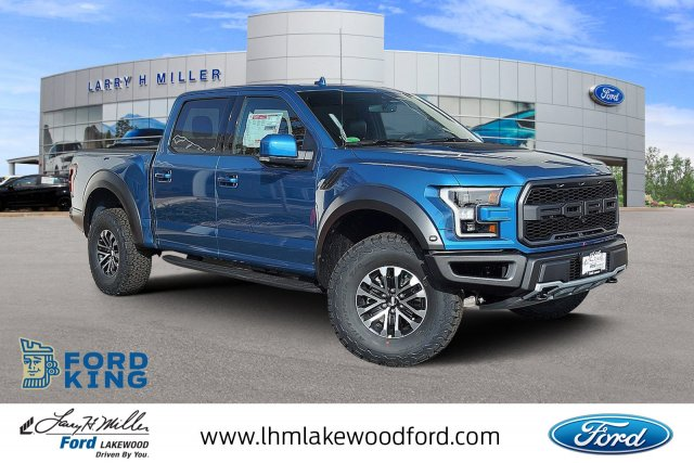 2019 F-150 SuperCrew Cab 4x4,  Pickup #KFA16130 - photo 1