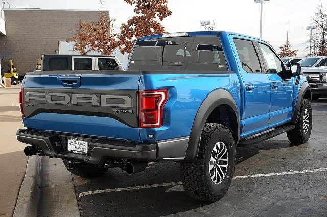 2019 F-150 SuperCrew Cab 4x4,  Pickup #KFA16130 - photo 2