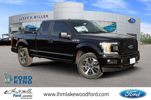 2019 F-150 Super Cab 4x4,  Pickup #KFA35673 - photo 1