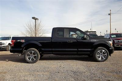 2019 F-150 Super Cab 4x4,  Pickup #KFA35673 - photo 3