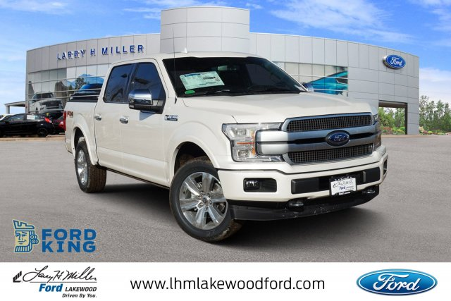 2019 F-150 SuperCrew Cab 4x4,  Pickup #KFA61706 - photo 3